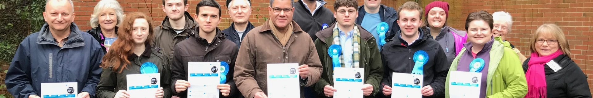 Banner image for Reading West Conservatives